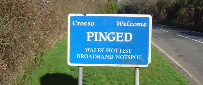 SEE ISSUE 8 TO FIND OUT ABOUT AREAS OF WALES WITHOUT ACCESS TO FAST BROADBAND SERVICES