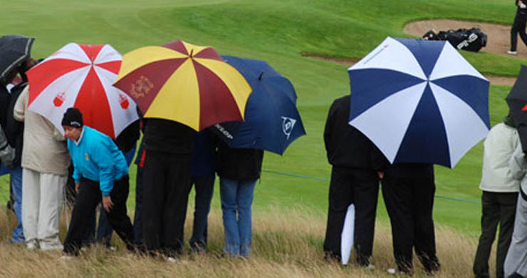 Ryder Cup washout!