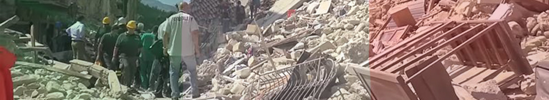 Investigating the 2016 Italy Earthquake
