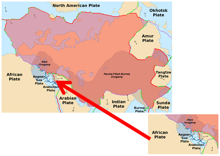 Plate Tectonics Overview | Key Stage 2 | Geography in the News